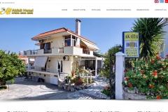 www.aklidihotel.gr